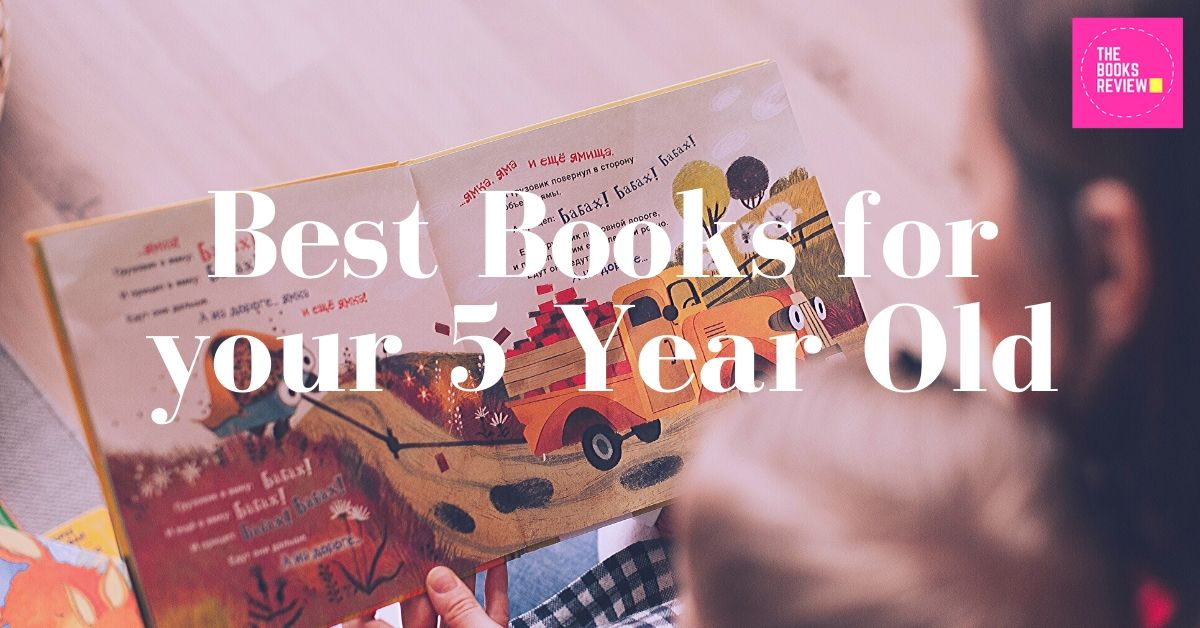 Best Books for your 5-Year-Old