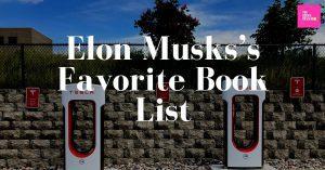 Elon Musks's Favorite Book List