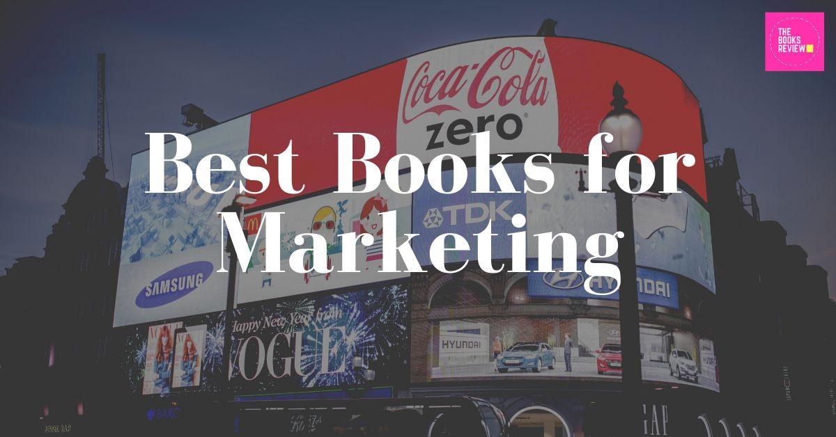 Best Books for Marketing