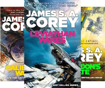 The Expanse (8 book series) Kindle Edition