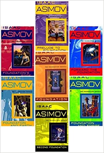 Isaac Asimov book series The Foundation