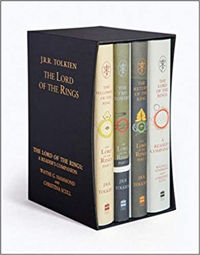 J.R.R Tolkien's The Lord of the Rings