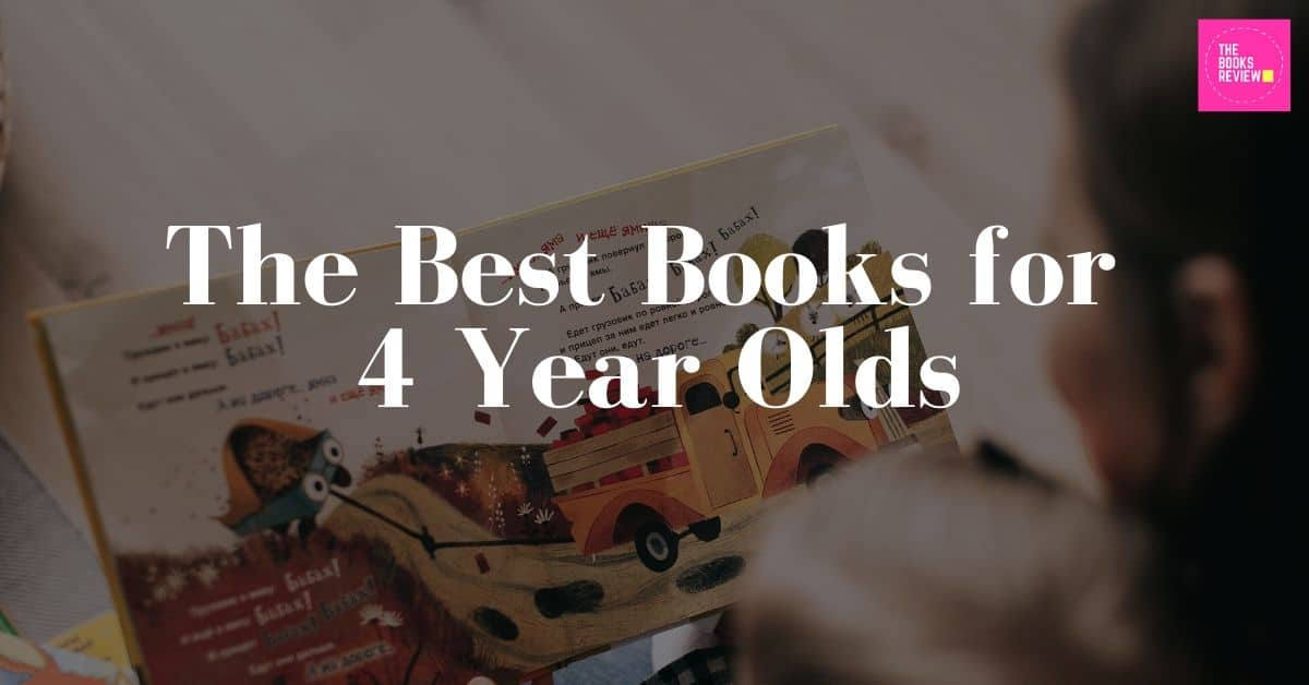 The Best Books for 4 Year Olds