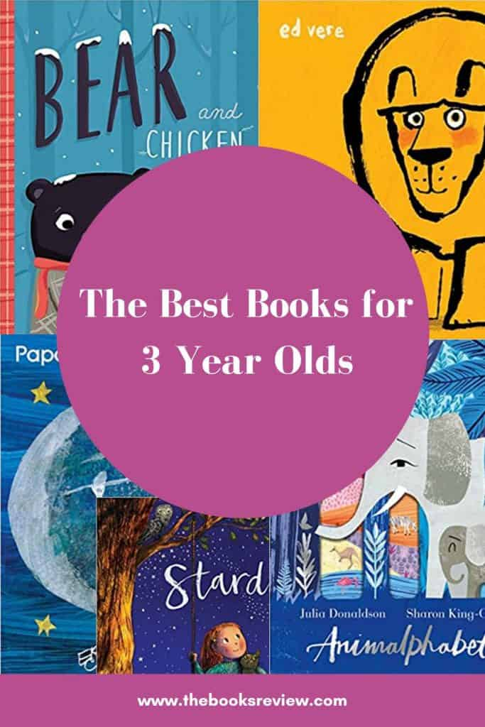 The Best Books for 3 Year Olds