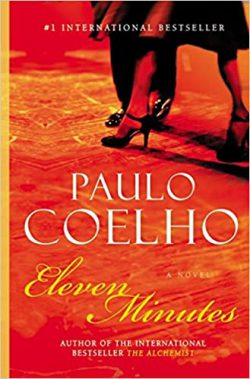Eleven Minutes cover - The Best Books by Paulo Coelho