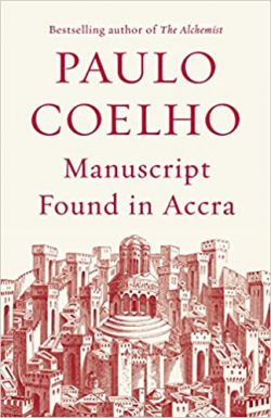 Manuscript Found in Accra cover - The Best Books by Paulo Coelho