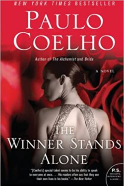 The Winner Stands Alone cover - The Best Books by Paulo Coelho