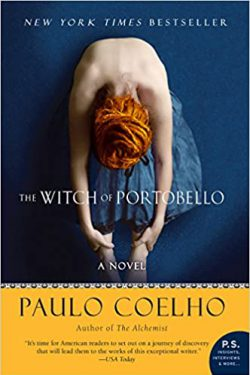 The Witch of Portobello cover - The Best Books by Paulo Coelho