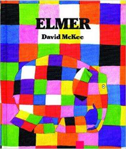Elmer book cover